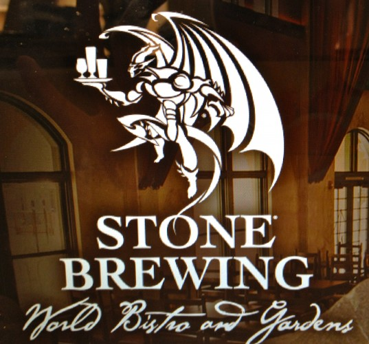 Vegan friendly stone brewing the fussy fork stone brewing world bistro and gardens vegan friendly workwithnaturefo
