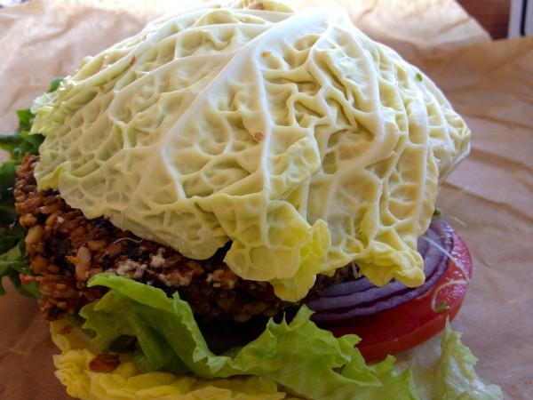 Evolution Raw Burger