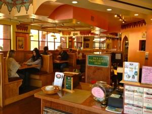 Lotus Cafe Interior 2