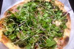 Vegan Green Pizza from the Local Habit