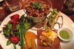 Vegetarian Tasting (vegan style) from Seasons 52