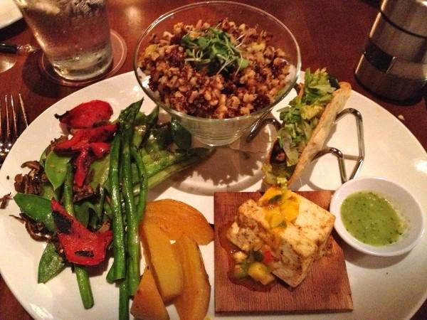 Vegetarian Tasting