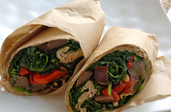 Vegan Delight Wrap