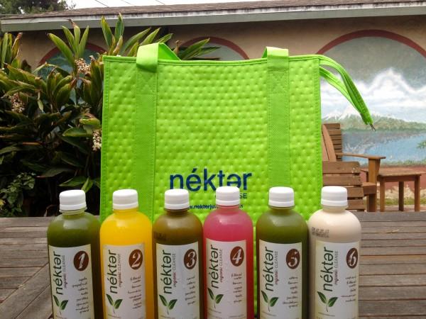 Nekter Premium Organic Juice Cleanse
