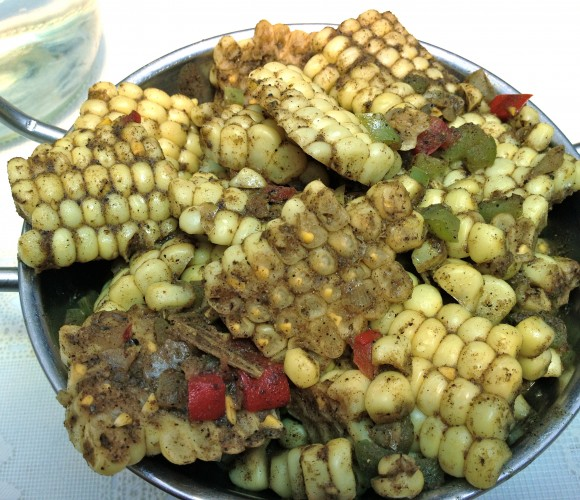 Vegan Corn Medley