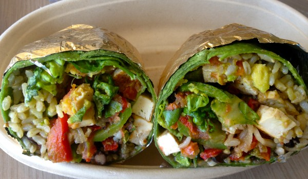 Vegan Delight Burrito