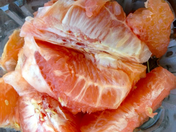 Vegan Grapefruit