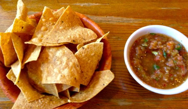Chips and Salsa from Ranchos