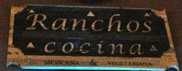 Ranchos Sign