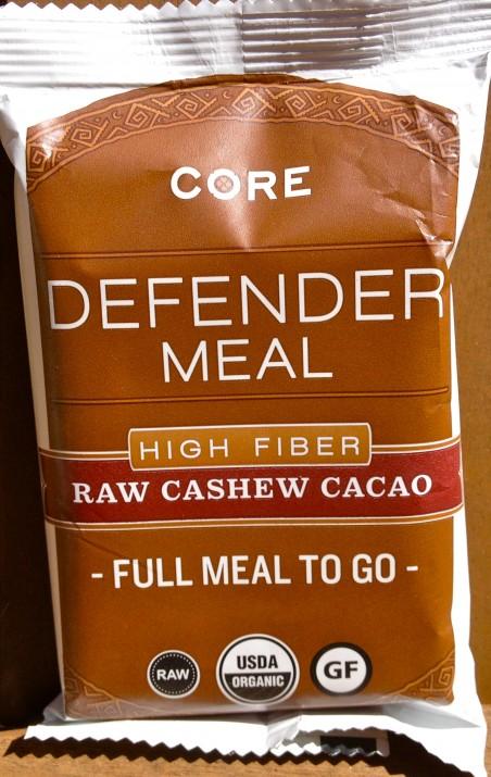 Core Defender Meal Bar Front