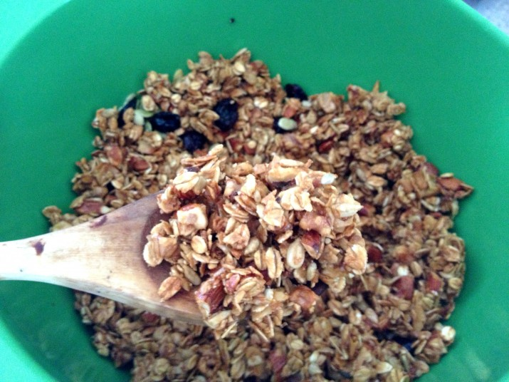 Vegan Granola Mix