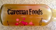 Caveman Foods Water Kefir Original Flavor