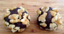Chocolate Walnut Maca Balls