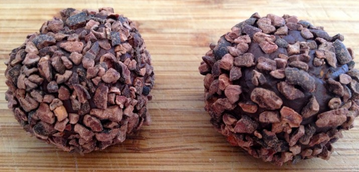 Double Chocolate Maca Balls