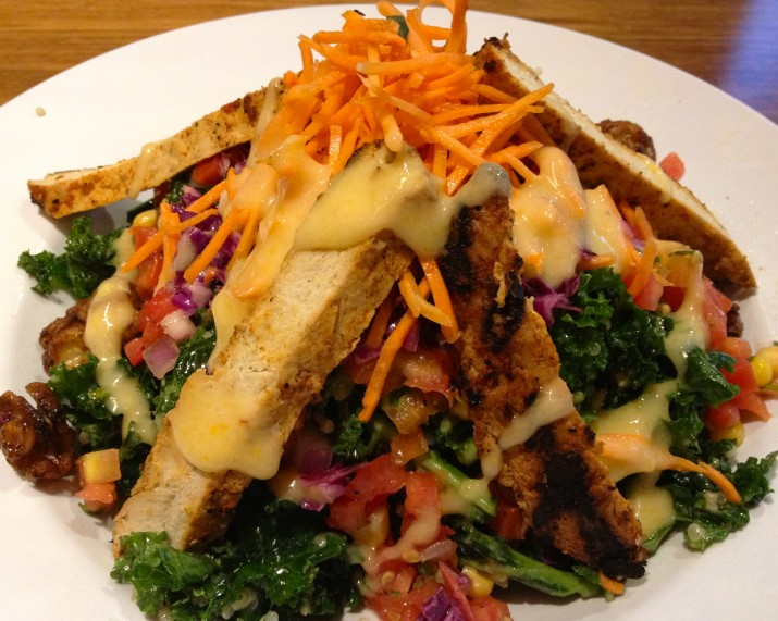 All Hail Kale from Veggie Grill