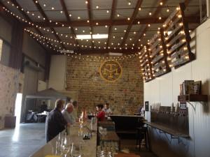Modern Times Brewery Interior