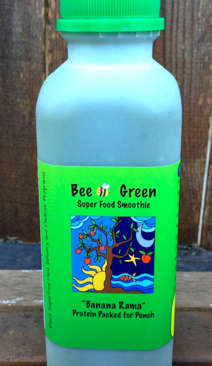 Bee Green Banana Rama Super Food Smoothie