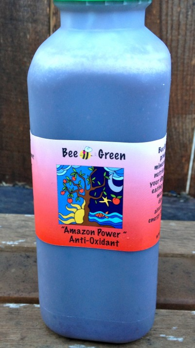 Bee Green Amazon Power Anti-Oxidant