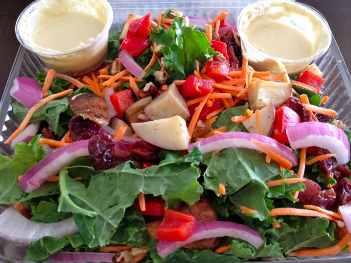 Bee Green Green Tahini Salad