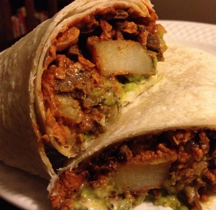 SoyCal Burrito