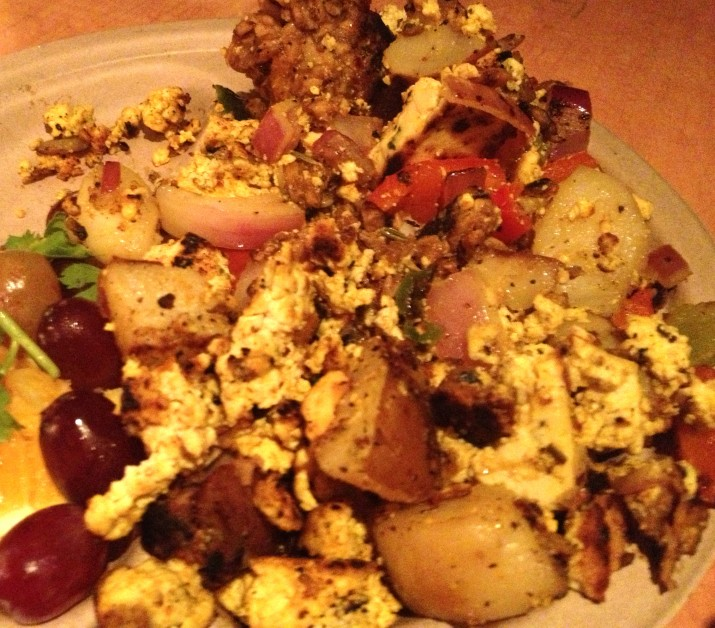 Breakfast Sausage Hash