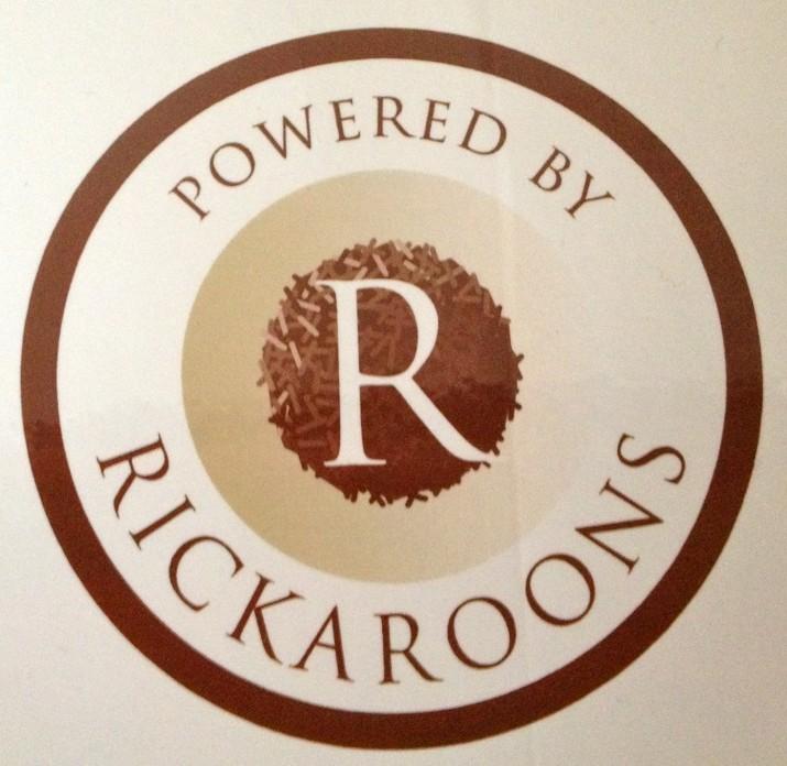 Rickaroons Logo