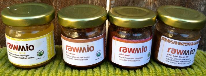 Rawmio Nut Butters