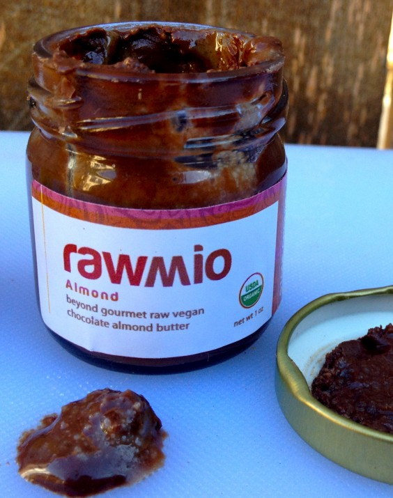 Rawmio's Original Almond Butter