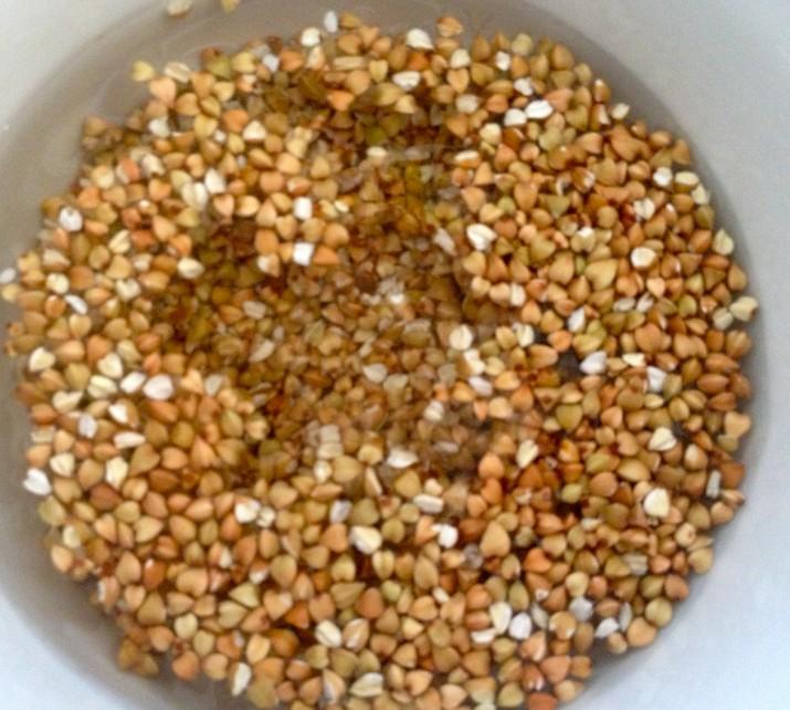 Buckwheat Soaking
