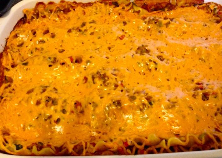 Baked Vegan Lasagna
