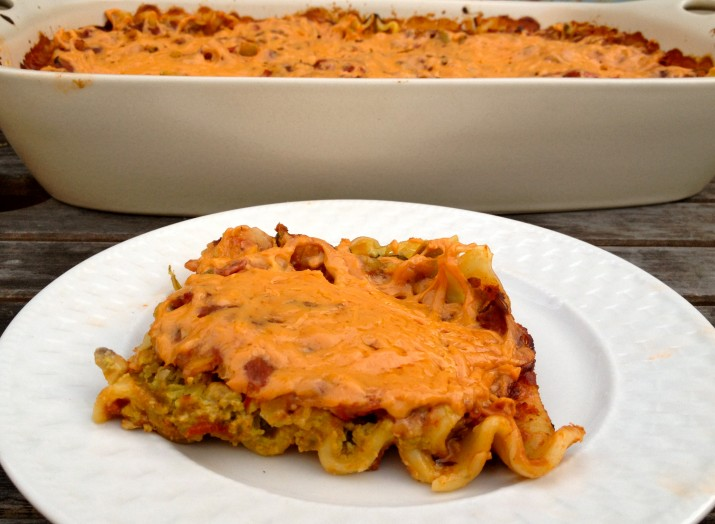 Piece of Lasagna