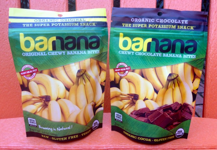 Original and Chocolate Barnanas