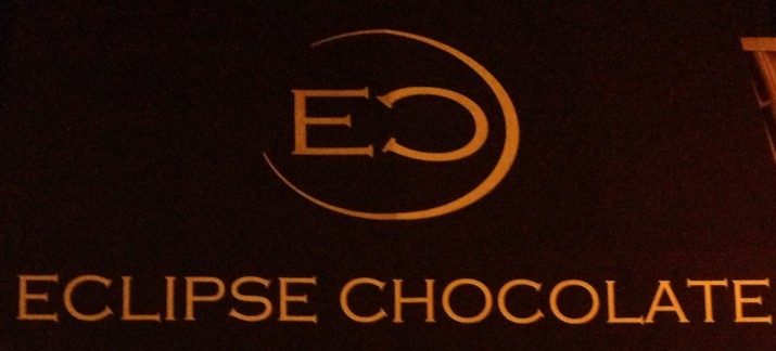 Eclipse Chocolate Sign