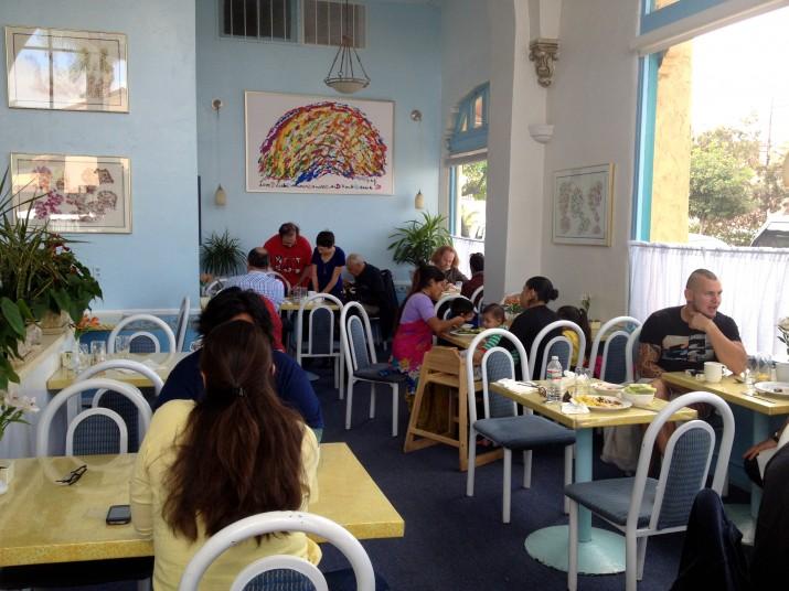 Jyoti-Bihanga Interior