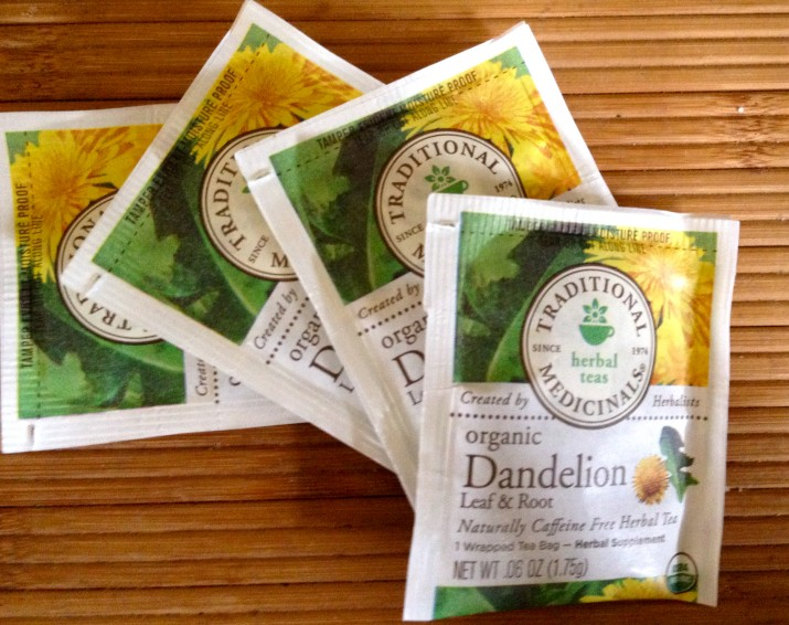Traditional Medicinals Dandelion Leaf and Root Tea