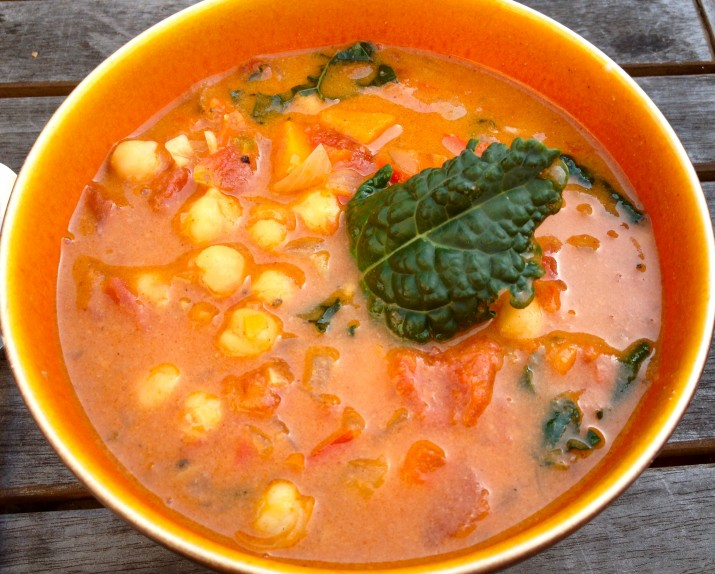African Peanut Stew - The Fussy Fork