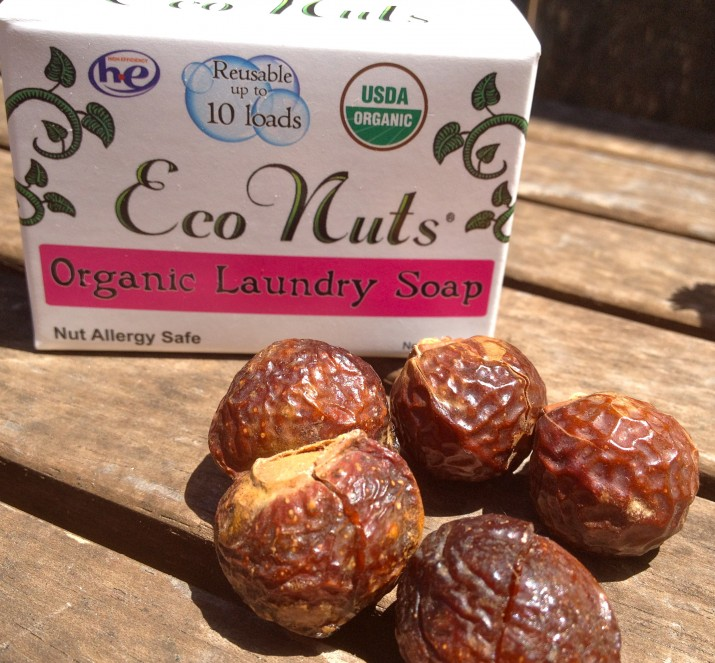 Soap Nuts with Box