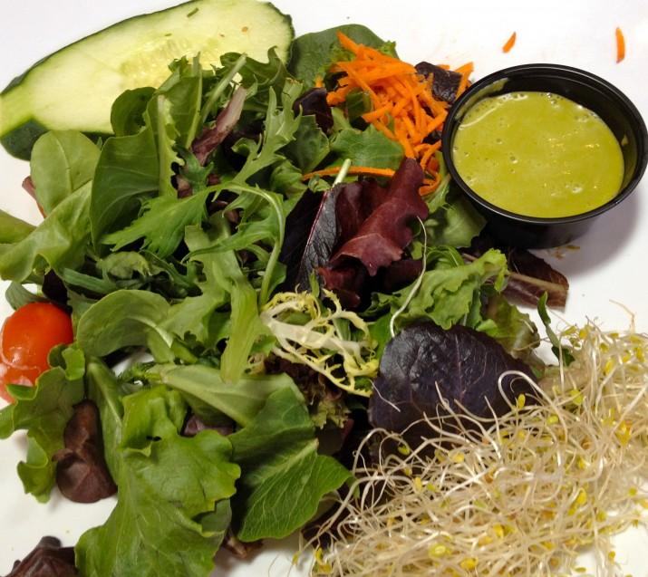 Vegan Side Salad