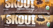 Skout Organics Bars