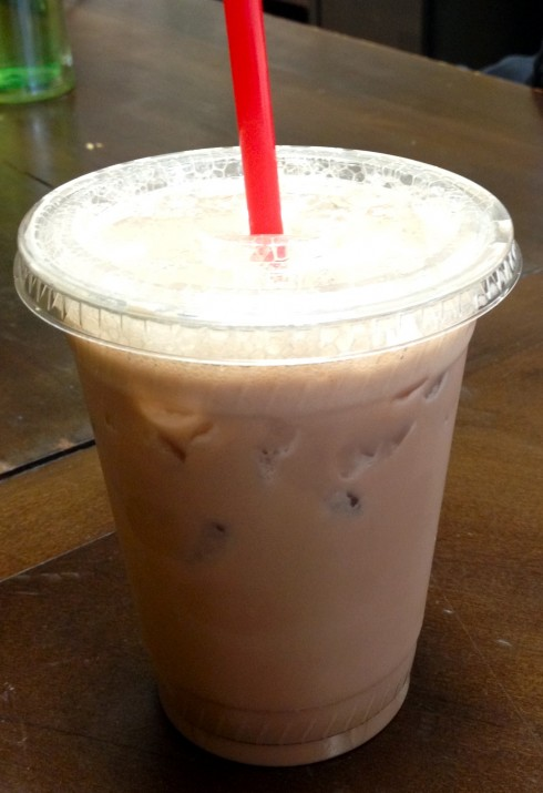 Malted Chocolate Drink