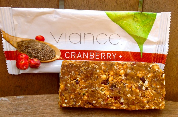 Cranberry Vegan Bar