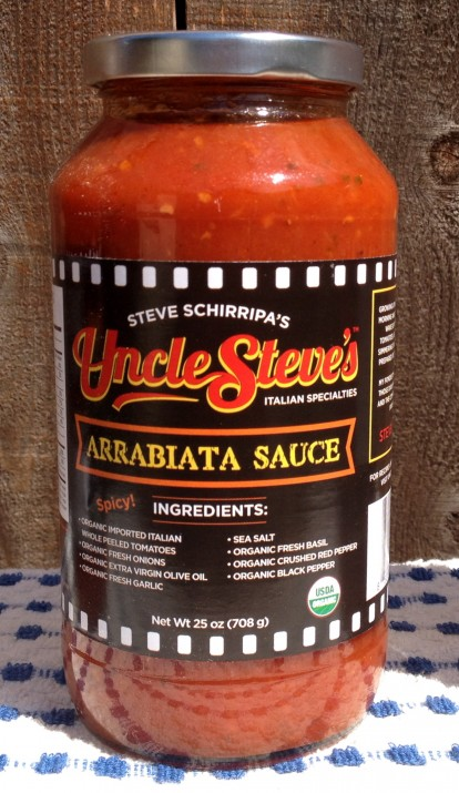 Uncle Steve's Arrabiata Sauce