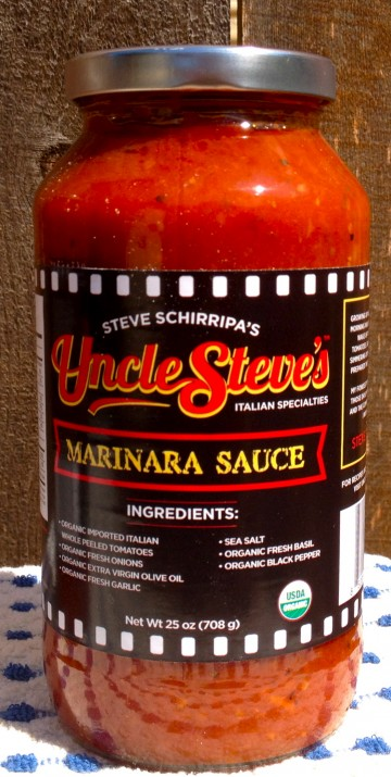 Uncle Steve's Marinara Sauce