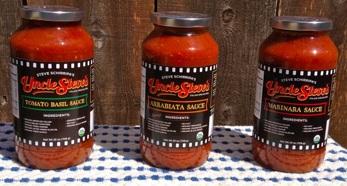 Uncle Steve's Sauce