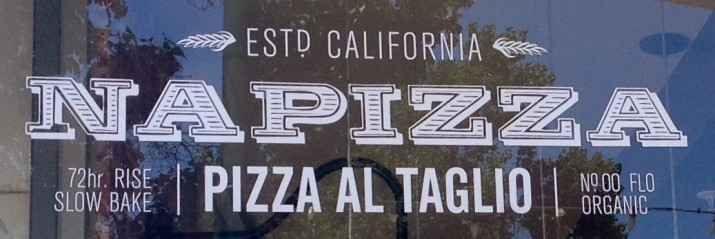 NaPizza Sign