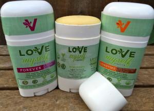 Love Myself Organics Deodorant
