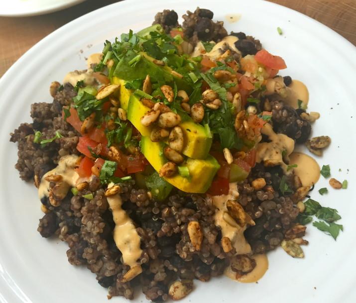 I am Bonita: Vegan Breakfast Taco Plate